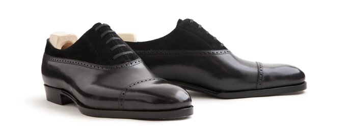 Zapato para novio modelo Oxford
