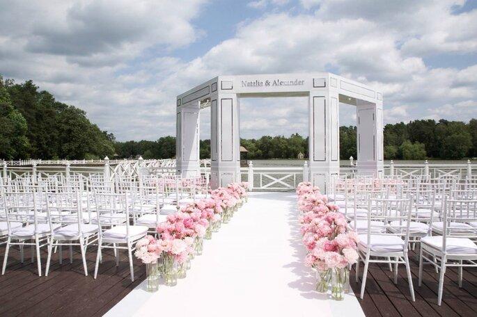 Ресторанно-банкетный комплекс «Жан Реми», организатор A2 Wedding