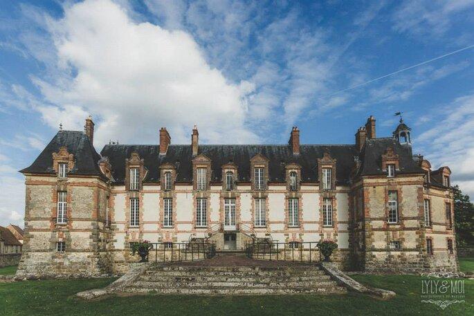 Lyly et Moi Photographie - Château de Neuville