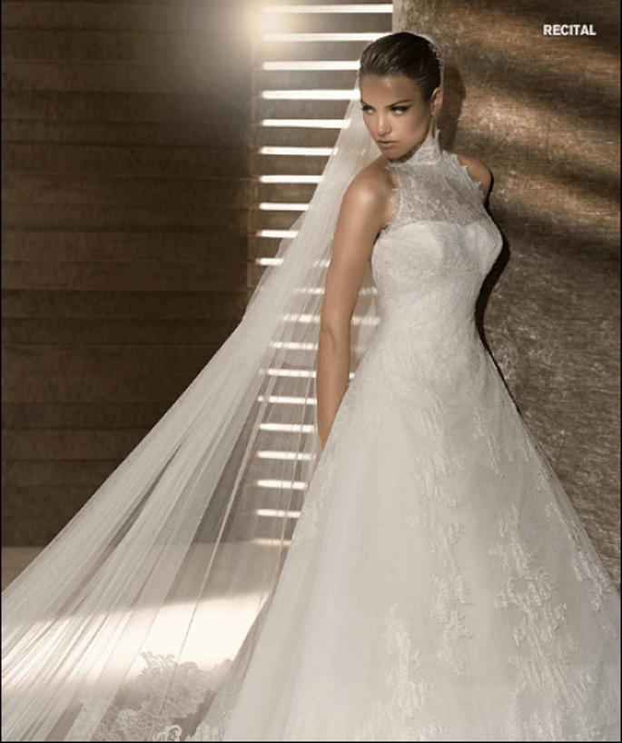 Vestito da sposa Mod. Recital Collezione St. Patrick