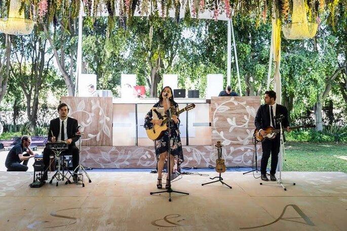 Grupo MAAS música en vivo bodas Ciudad de México