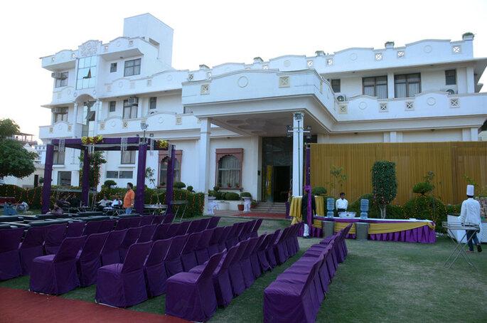 Photo: Hotel Jaipur Heritage.