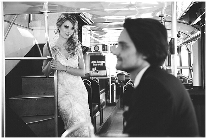 Photo: Hochzeitslicht.
