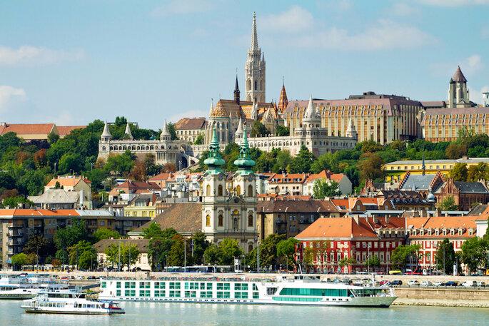 Luna de miel en Budapest - Shutterstock