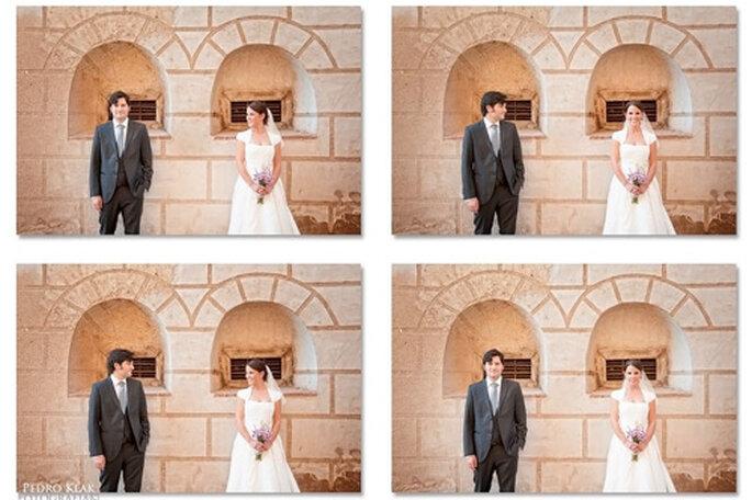 Consejos para no decir nada inconveniente a los novios en su boda. Foto: Pedro Klak