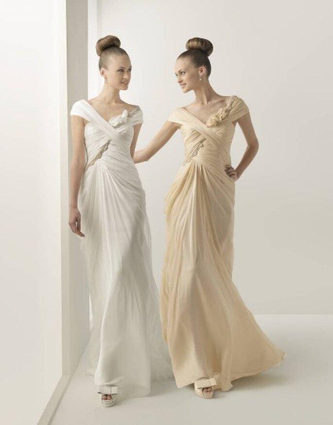 Vestidos de novia Rosa Clará 2012 - Modelo Hamburgo