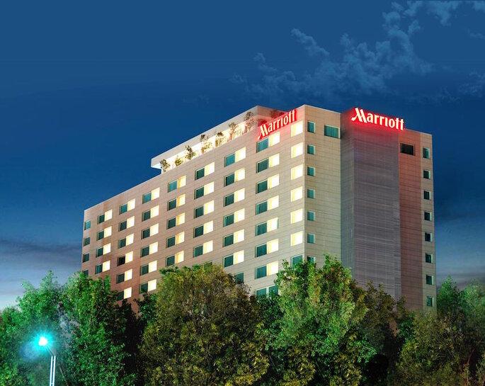 Hotel Mexico City Marriott Reforma