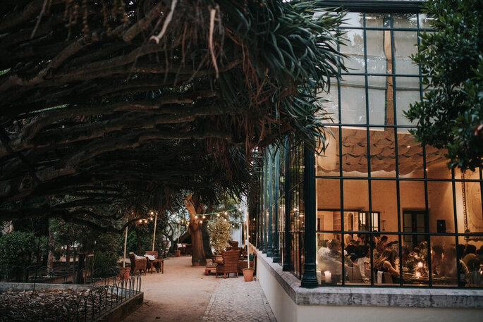 Restaurante Estufa Real Lisboa