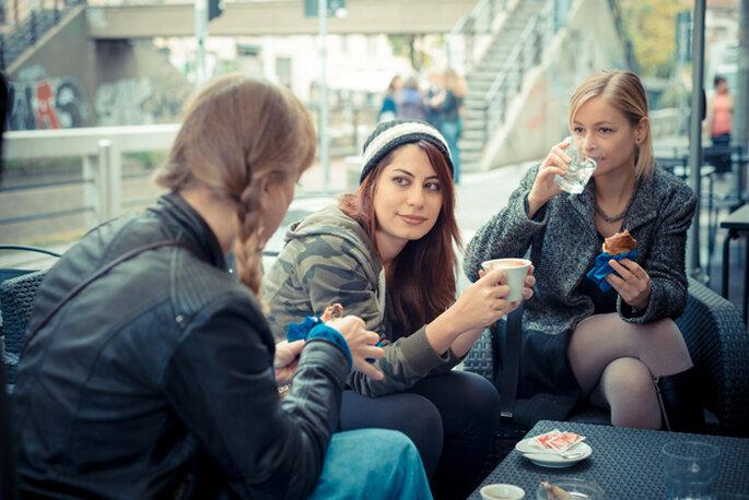Relación entre cuñadas. Foto: Eugenio Marongiu via Shutterstock (2)