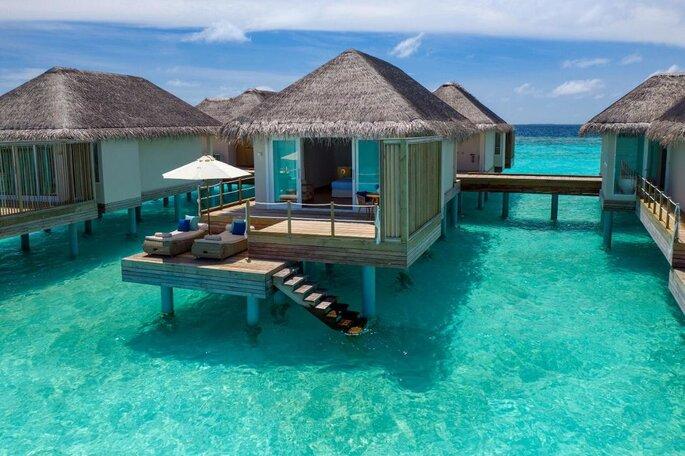 Ilhas Maldivas, o sonho de muitos casais