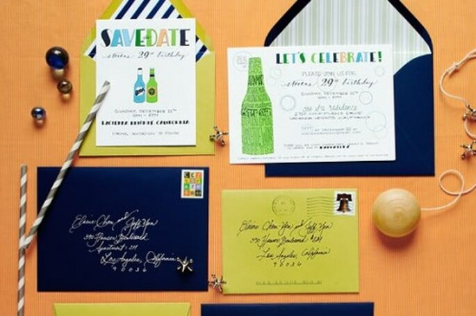 Selbermachen ist ein Hochzeitstrend 2014 - Foto Papermade Design