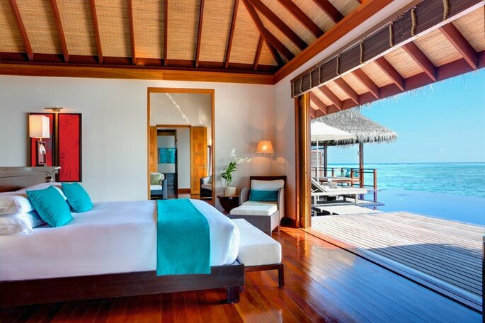 Foto via LUX Resort