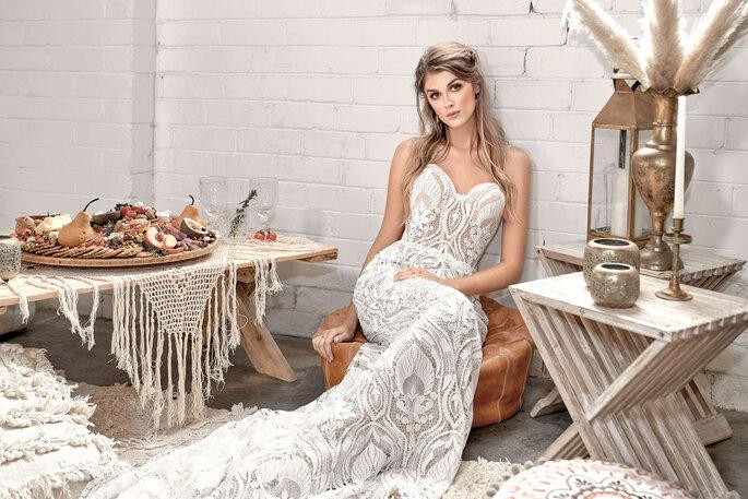 Belle Sposa. Vestido de noiva. Loja de vestido de noiva.