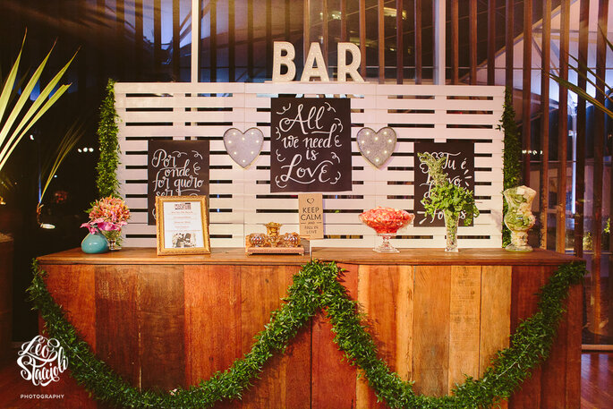 Bar: Maktub Open Bar - Foto: Leo Staccioli Photography