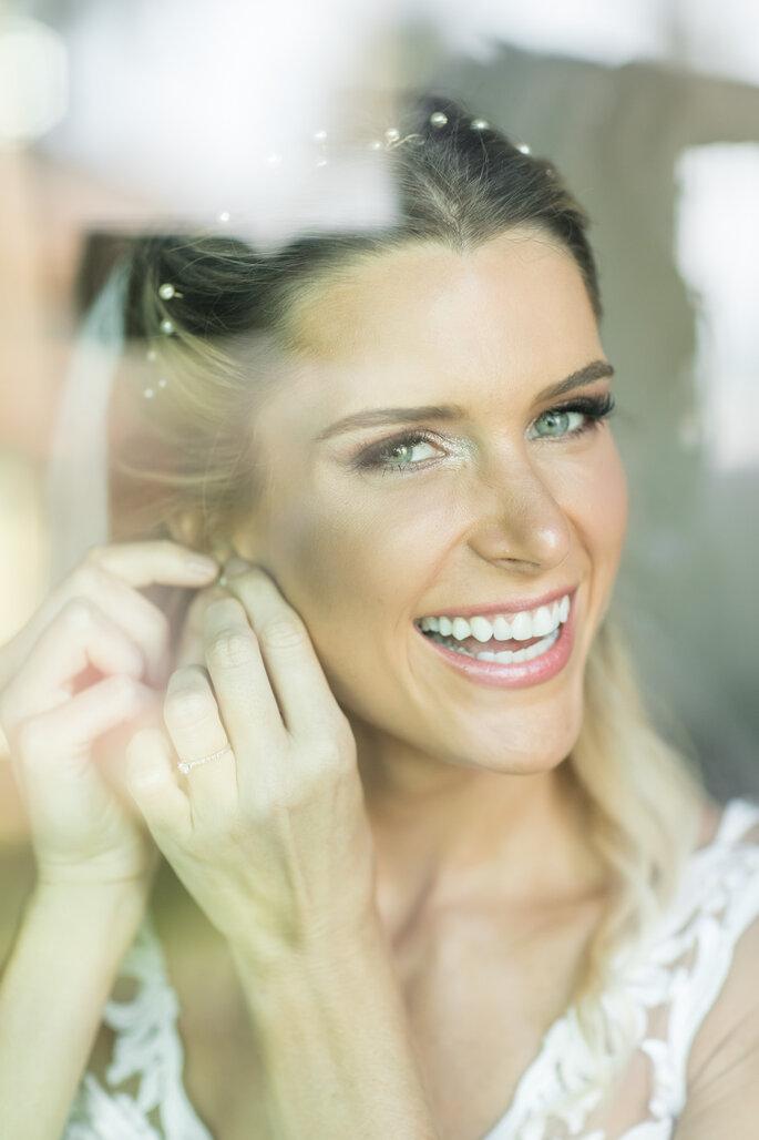 Cabelo e maquiagem: Luiza Pace - Foto: Laura Fonseca
