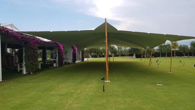 Vision Tents