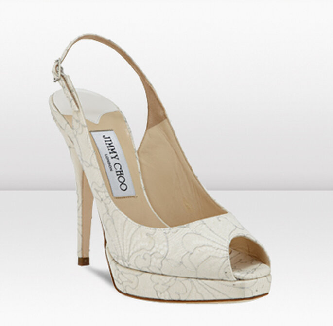 Sapatos de Noiva Jimmy Choo - Clue