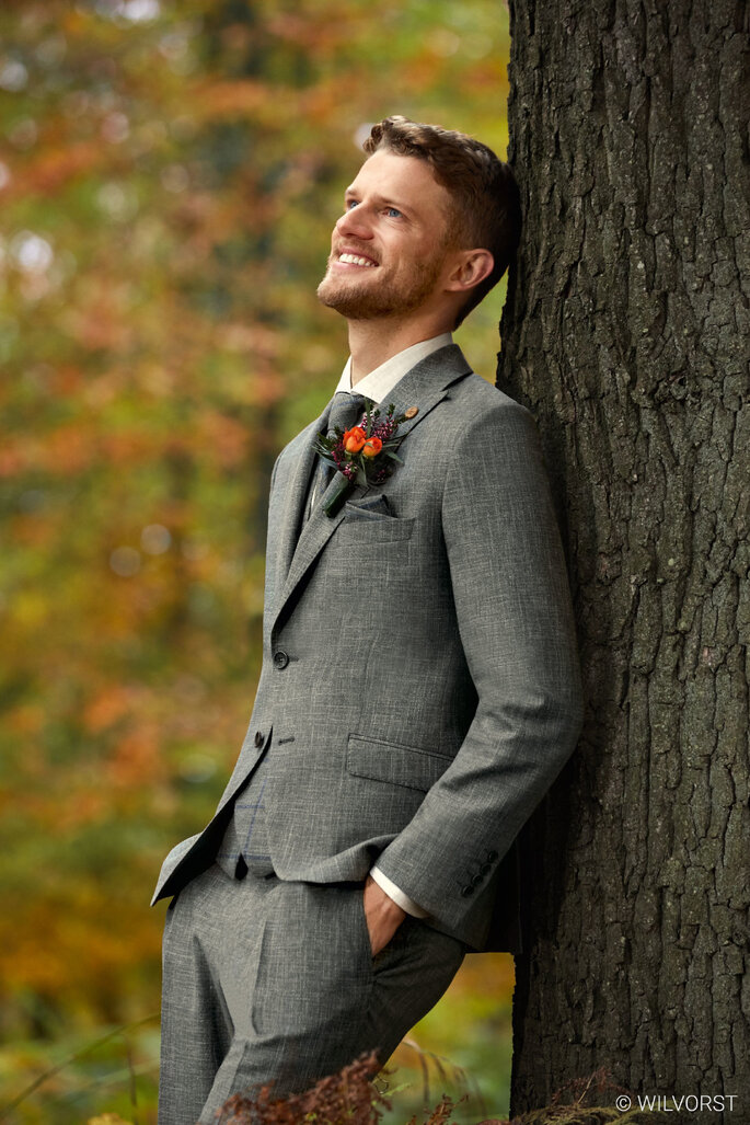 Wilvorst Tziacco Anzug Foto: EMANIS Trend & Mass AG