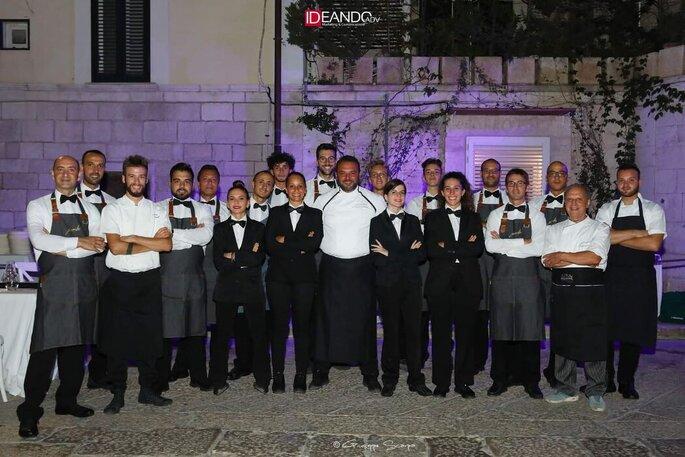 Giuvida Luxury Events - team catering