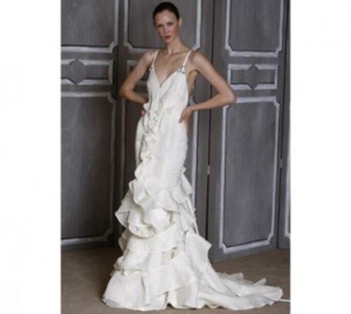 Vestido de noiva Áries - Carolina Herreira