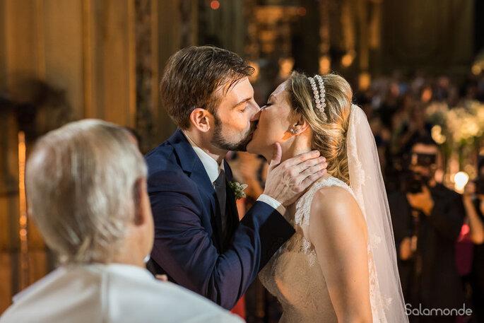 Casamento na Igreja Nossa Senhora do Monte do Carmo