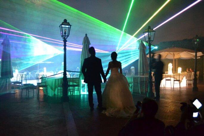 D&D Laser Events