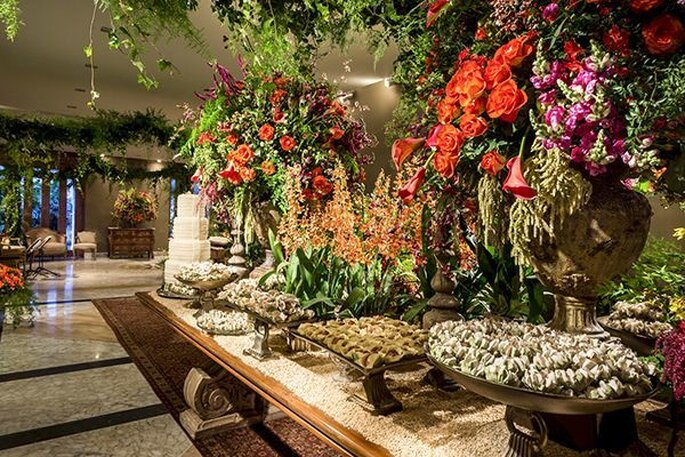 Fiestas by Nicolas Goicochea buffet matrimonios Lima