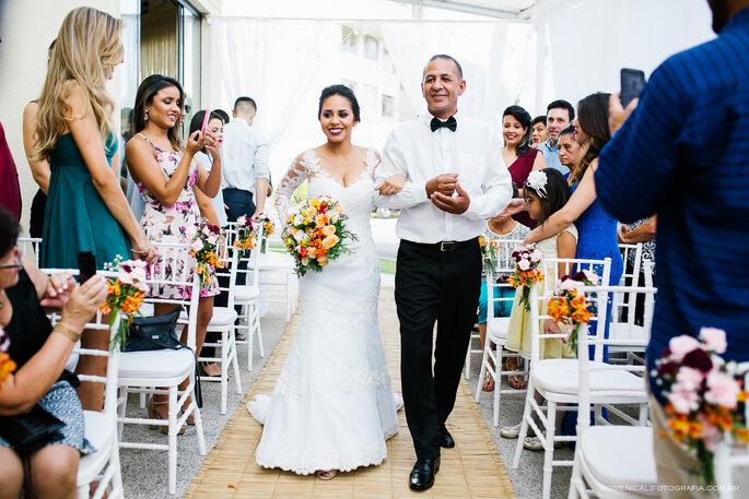 Vestido de noiva: Moda Noiva | Foto: Renato Domenicali