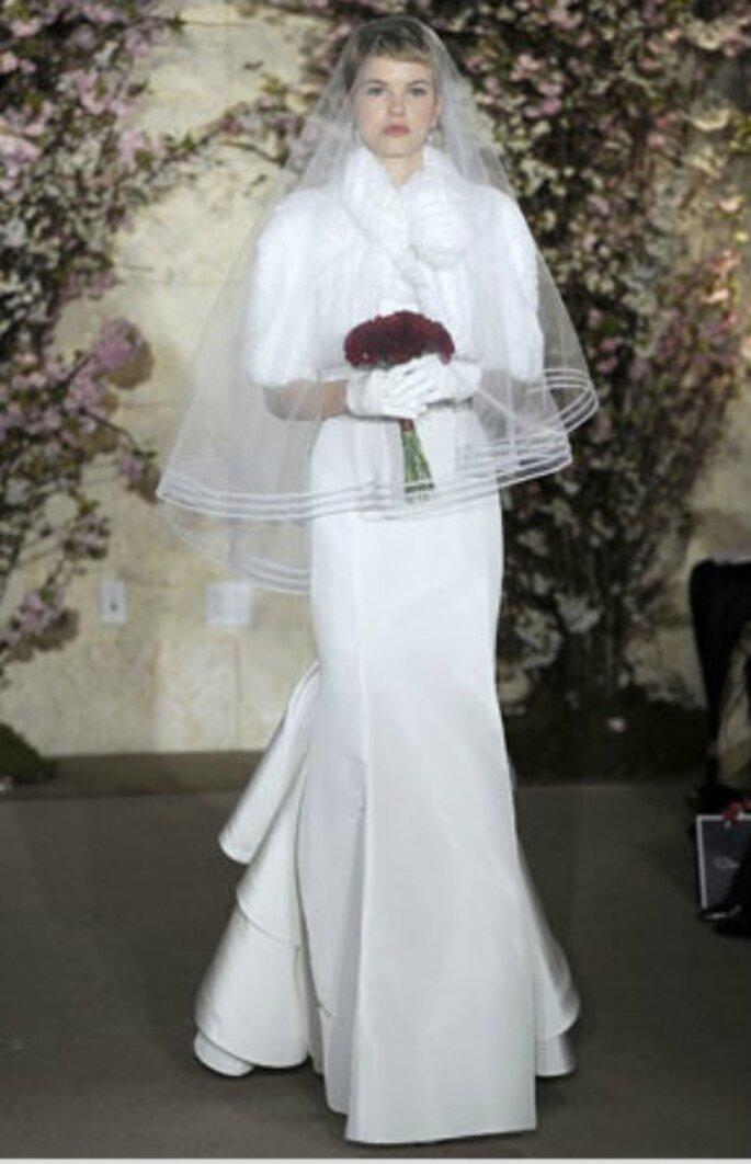 Oscar de la Renta Bridal Collection 2012 Mod. 6