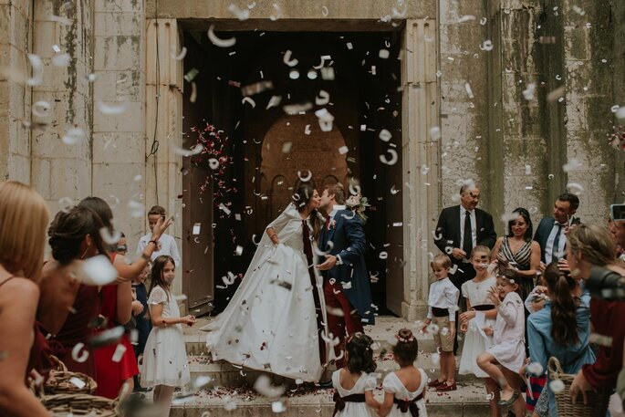 Entre tonos pastel - Wedding Planner - Barcelona