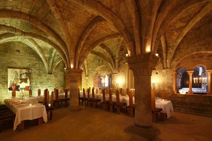 L'Abbaye de La Celle