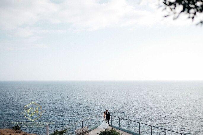 Casamento na ilha da Madeira