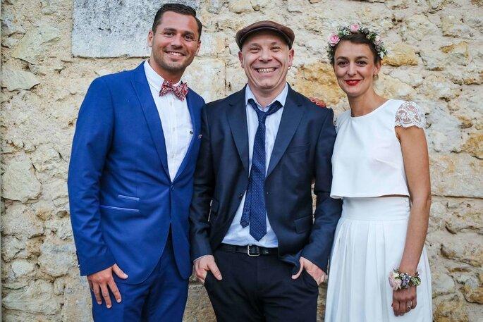 DJ Malkovitch Team - une relation complice avec les mariés