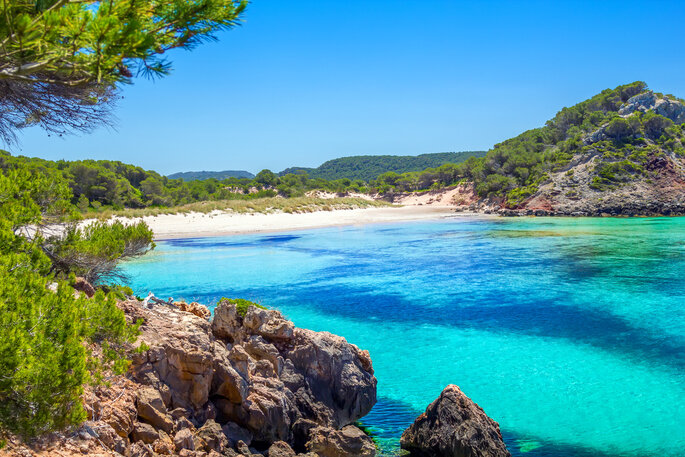 Shutterstock / Menorca.