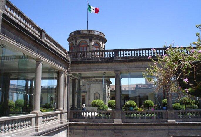 Foto: Castillo de Chapultepec