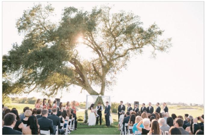 La boda más romántica en Napa Valley - Foto Kirsten Julia