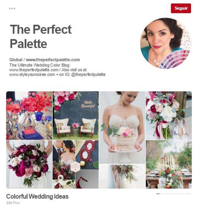 The Perfect Palette. Foto: Pinterest