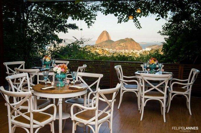 Casa de Santa Teresa - 10 espaços para casamento no Rio de Janeiro