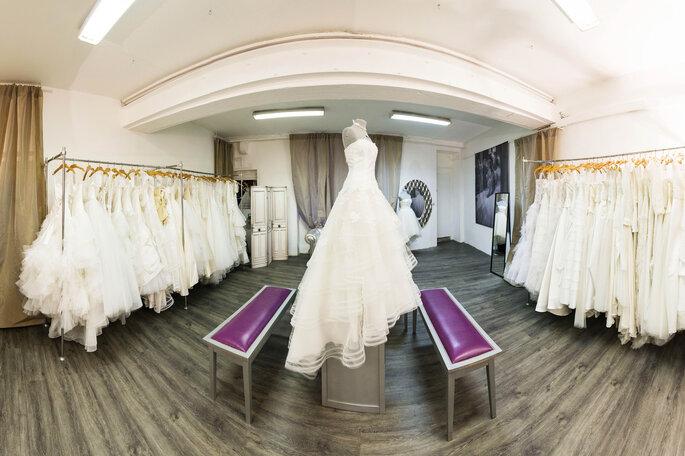 Showroom Mariées de France
