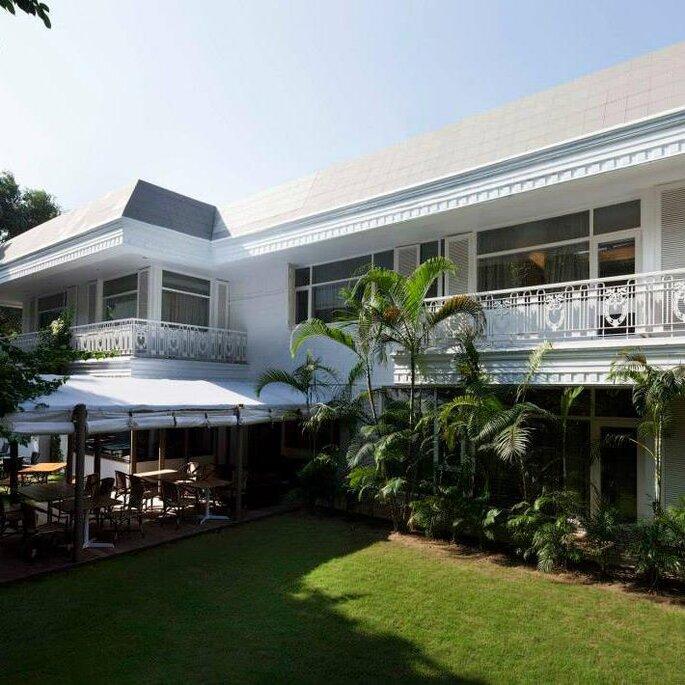 Photo: Hotel Diplomat Delhi.