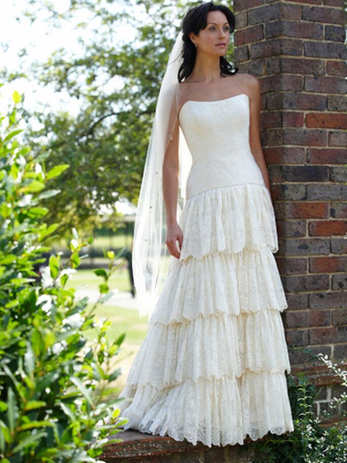 Beverly lister wedding dresses for Flamenco style wedding dress