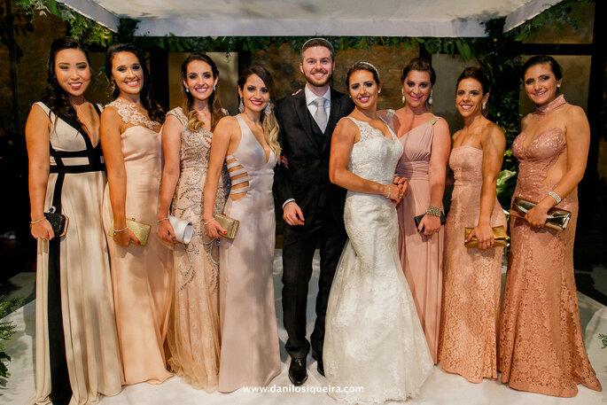Vestido de noiva: Nova Noiva | Foto: Danilo Siqueira
