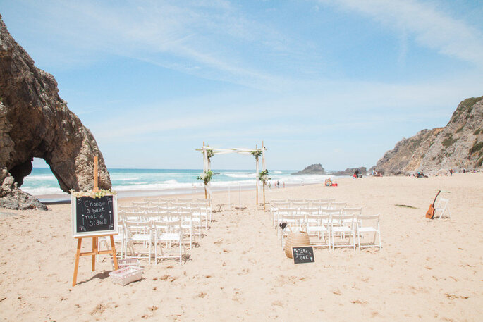 The Quinta – My Vintage Wedding in Portugal