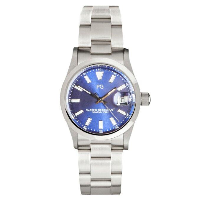 Steel Watch. Credits: Purificación García