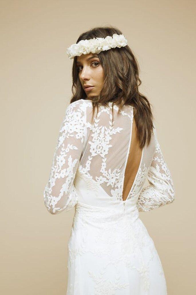 Pandore, boutique de robes de mariée à Paris