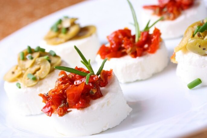 Italienisches Hochzeitsbuffet - feiern Sie im Sinne der Dolce Vita
