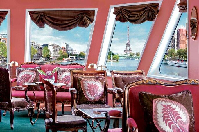 Foto Divulgação Uniworld Boutique River Cruise