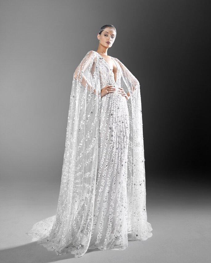 Vestido de novia con copa elegante Zuhair Murad