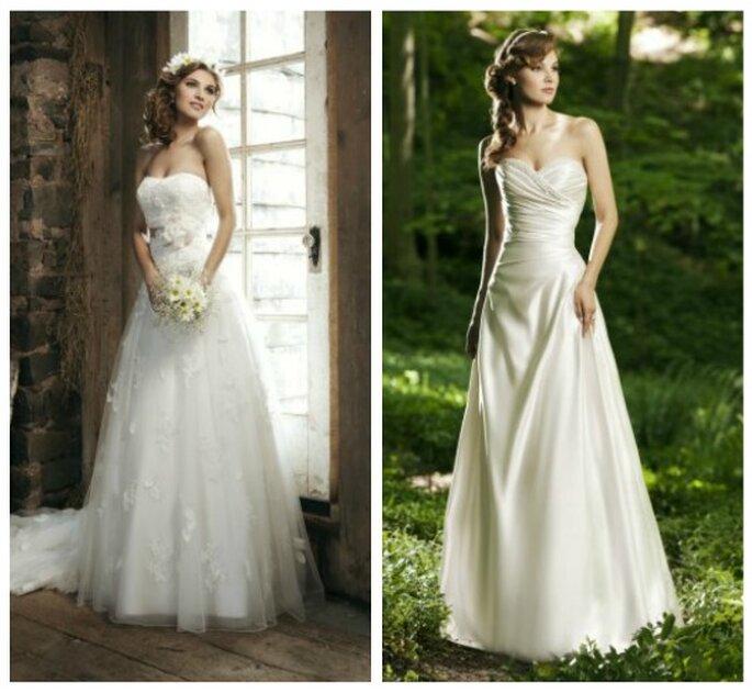 suknie ślubne 2012
