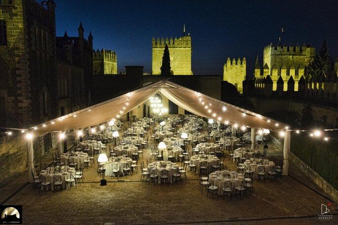 Castillo de Almodóvar finca bodas Córdoba